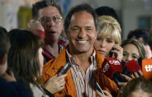 Scioli quiere el retorno del público visitante en Buenos Aires.