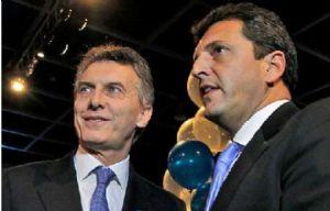 """""""Sí, estamos trabajando en conjunto"""", dijo Macri."""