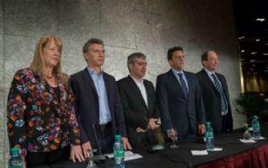 Stolbizer, Macri, Cano, Massa y Sanz exigieron garantías para octubre.