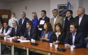 La oposición pidió la implementación de la boleta única.