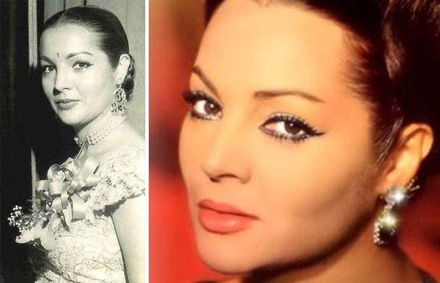 Sarita Montiel en Noche y Día