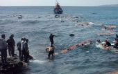 Serían más de 200 los muertos por el naufragio en Libia.