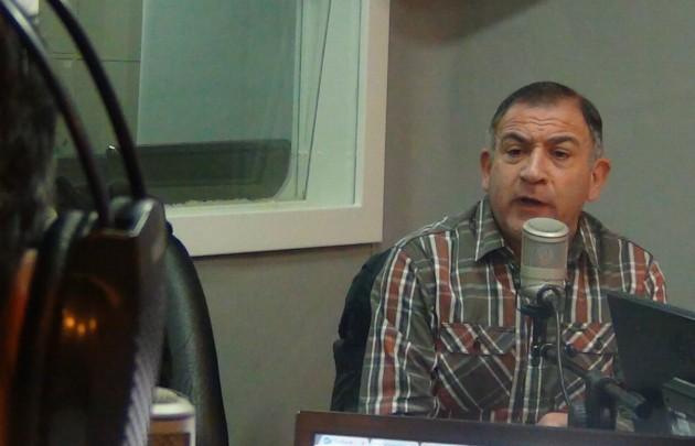 Luis Juez visitó los estudios de <b>Cadena 3</b>.