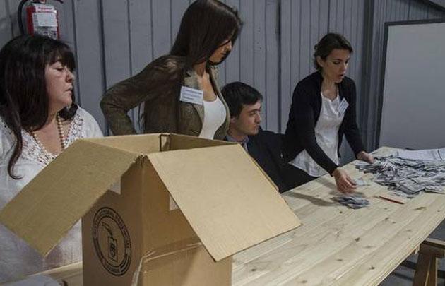 El escrutinio en Tucumán dejó una urna y mesa anuladas.