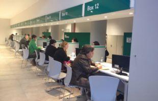 Epec inauguró su nueva sede en avenida Colón.