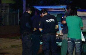 Policía Científica trabajaba en la casa de las víctimas (Foto: Twitter @todonoticias)