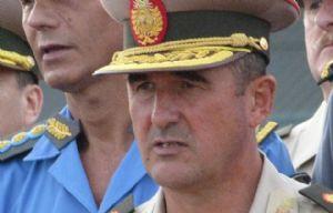 El comandante general Omar Kannemann nuevo director de Gendarmería.