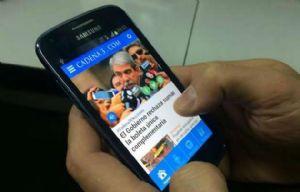 La aplicación está disponible por ahora para Android.