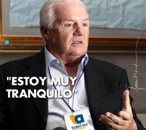 Fernando Niembro tras la denuncia.