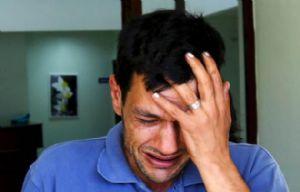 Abdullah Kurdi no tiene consuelo por la pérdida de sus hijos y su mujer.