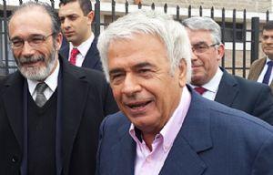"""Scioli no es líder"", afirmó el gobernador de Córdoba."