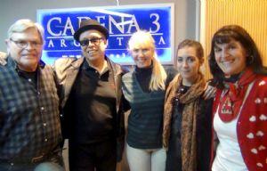 Pelusa en Viva la Radio
