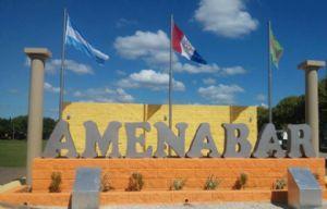 Insólito hecho en la localidad de Amenábar, Santa Fe.