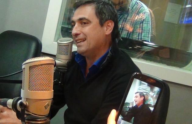 Ramón Mestre en ''Una mañana para todos''.
