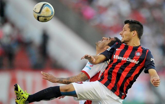 San Lorenzo no pudo contra Huracán.