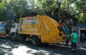 El lunes no habrá recolección de residuos y el martes funcionará normalmente.