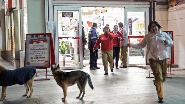 El terremoto del miércoles pasado dejó 13 muertos en Chile.