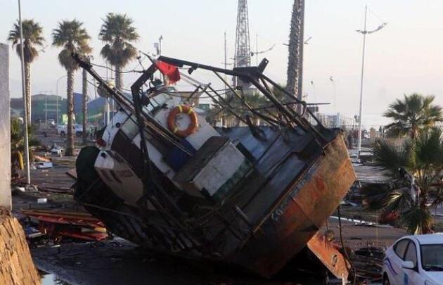 El terremoto del pasado miércoles dejó un saldo de 13 muertos en Chile.