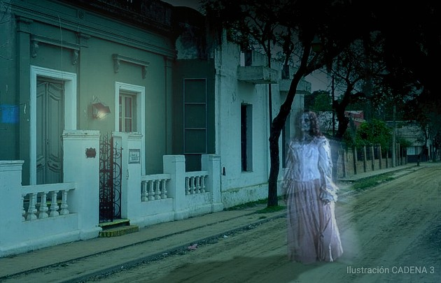 La Llorona atemoriza a un pueblo en Santa Fe.
