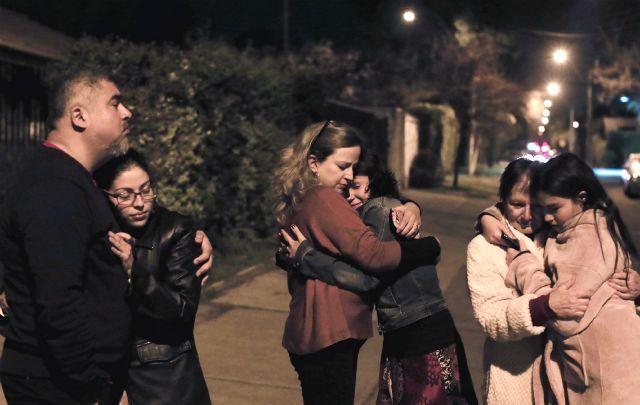 Madre cordobesa encontró a su hija que vive en Chile.