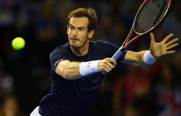 Murray le dio el pase a la final a Gran Bretaña.