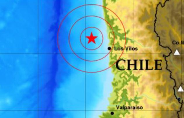 Un nuevo sismo de 6.5º en Chile sacudió Córdoba.