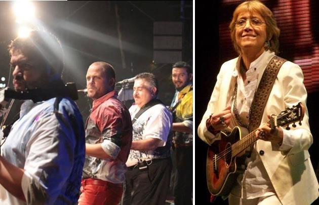 Los Tekis y Teresa Parodi competirán en los Grammy Latinos.