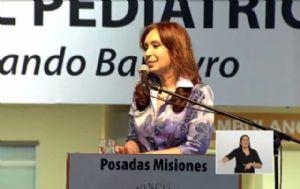 Cristina Fernández realizó 44 cadenas nacionales en lo que va del 2015.