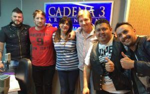 El grupo Ceibo presenta su nuevo disco.