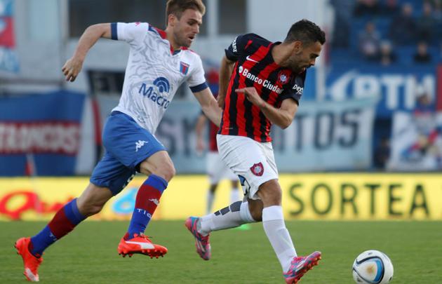 Tigre y San Lorenzo igualaron 1 a 1.