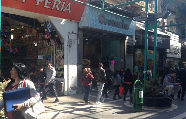 Las ventas aumentaron en un 2% en Córdoba.