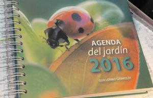 La agenda del jardín 2015 de Grimoldi llega con consejos para los amantes del verde.