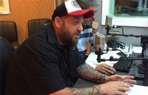 Rodriguez en Viva La Radio