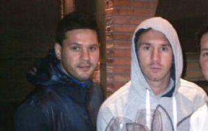 Matías Messi, el hermano mayor de la estrella de Barcelona.