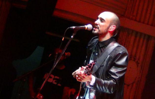 Abel Pintos, uno de los artistas más convocantes del momento.
