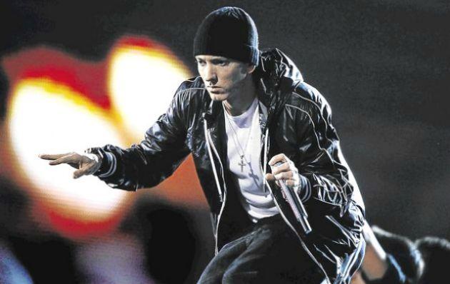 Eminem encabezará la Lollapalooza en Lationoamérica.