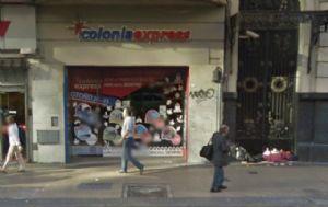 El asalto ocurrió en un local de avenida Córdoba 753.
