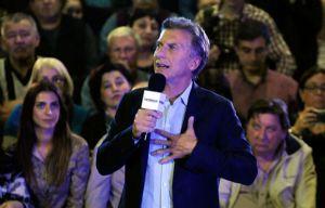 """Macri dijo que el Gobierno """"compra"""" a dirigentes (Foto: Archivo)."""