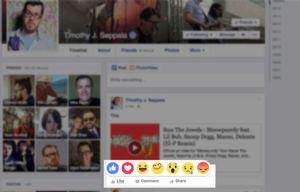 """Facebook ya tiene su botón """"No me gusta""""."""