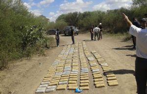 El narcotráfico continúa extendiéndose por el país (Foto: Archivo)