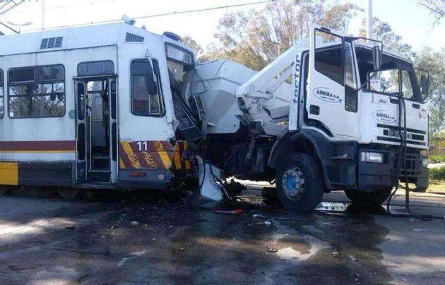 Se investigan las causas del accidente.