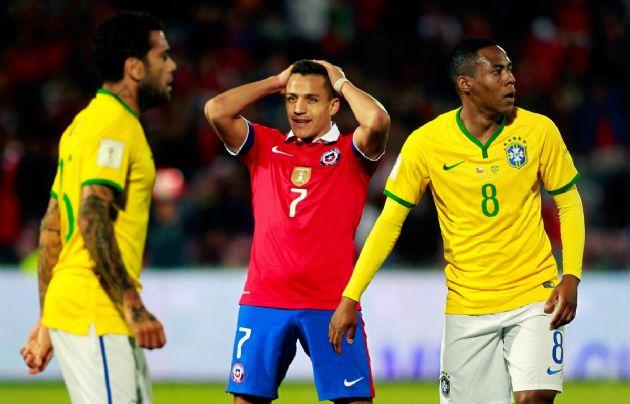 """Con un histórico triunfo, """"La Roja"""" empezó las Eliminatorias de la mejor manera."""
