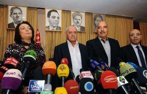 Cuarteto de Diálogo Nacional de Túnez