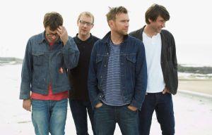 Blur, banda de 1989, creadora del movimiento brit pop.