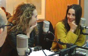 Victoria Césperes y Juanita Viale en Juntos.