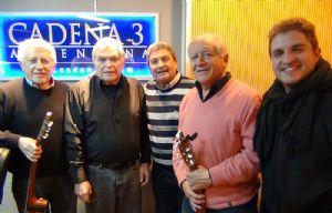 Los 4 de Córdoba en El Club del Recuerdo