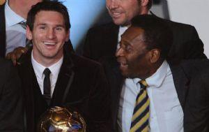 La Pulga recibió elogios de Pelé (Foto: Archivo)