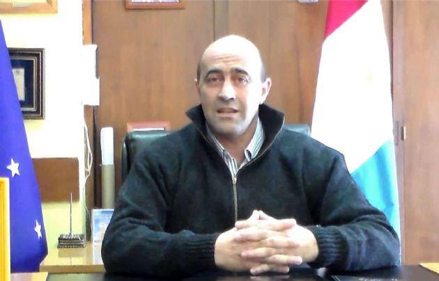El intendente reelecto de Río Tercero, Alberto Martino, apoya a Scioli.