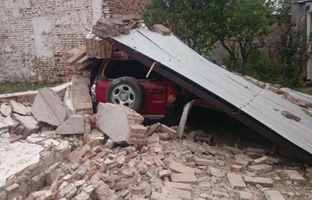 Un saldo fatal dejó el fuerte sismo en Salta (@MHVidaurre).