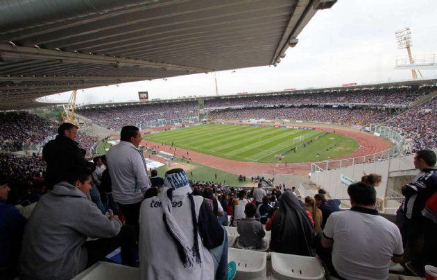 Una multitud alentó a Talleres en el estadio Mario Kempes.